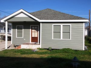 House Raising in Jefferson New Orleans, Louisiana - Before