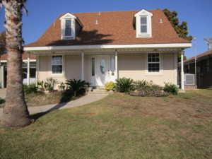 House Raising in New Orleans, Louisiana - Before