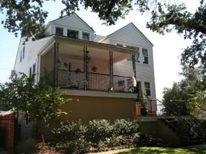 Raised House New Orleans