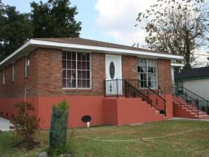 House Raising in Harvey, Louisiana - After