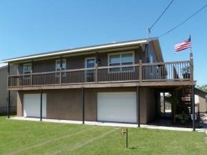 House Raising in Houma, Louisiana - After