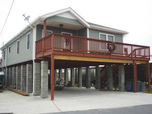Raised House in Jean LaFitte - Jefferson Parish