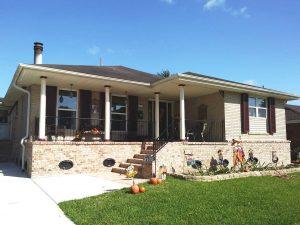 House to be raised in Metairie - Jefferson Parish