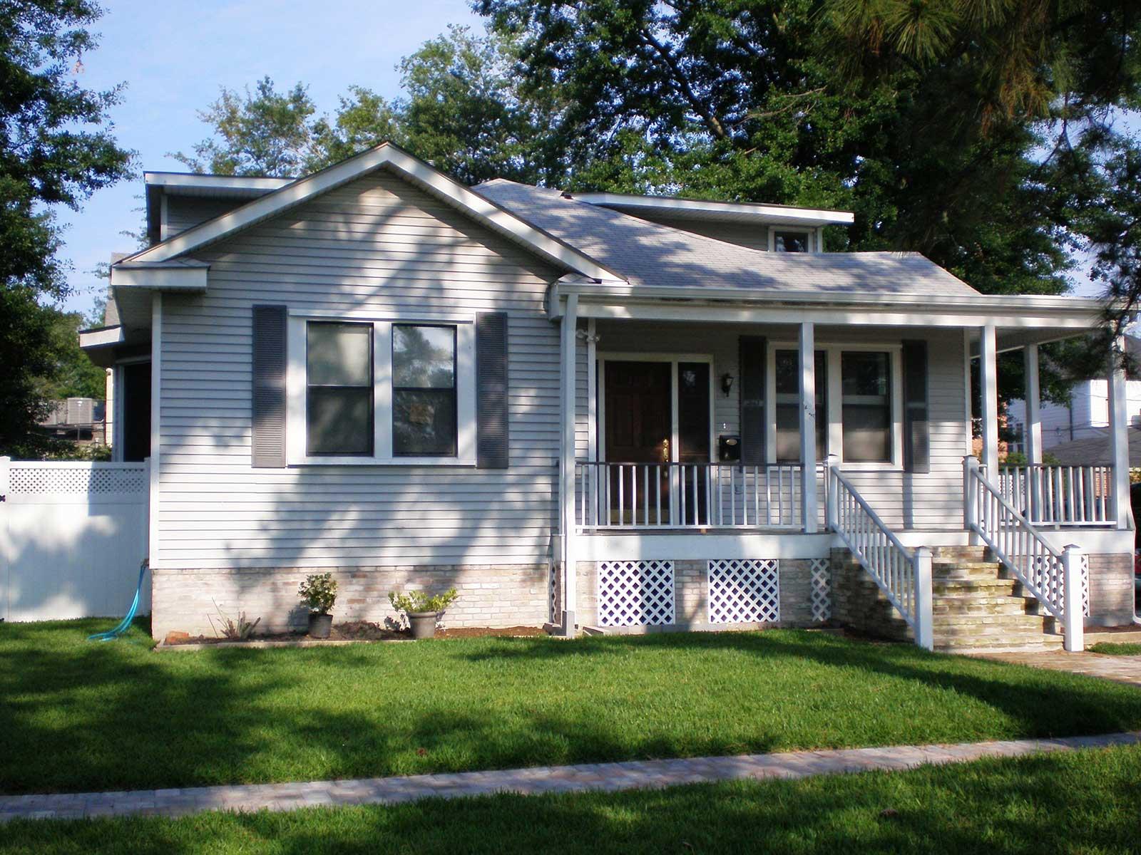 Raised House Metairie Jefferson Parish