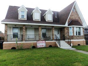 House Raising - Violet - St-Bernard Parish - After