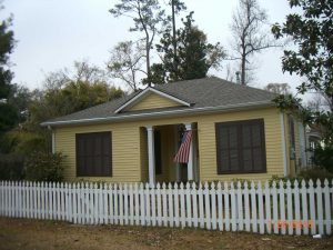 Home elevation - Before - Slidell - St. Tammany Parish